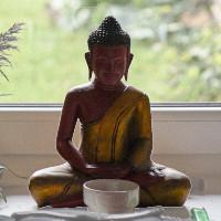 bouddha en zazen