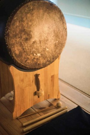 tambour du dojo