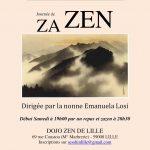 journée de zazen au dojo zen de Lillemars 2018