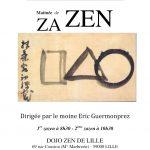 Matinée de zazen au dojo zen de Lille