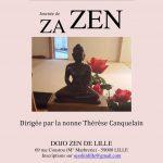 Journée de zazen au Dojo Zen de Lille