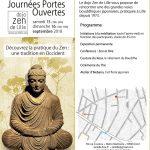 Journées Portes Ouvertes Dojo Zen de Lille