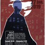Journée de zazen janvier 2019 dojo zen de Lille