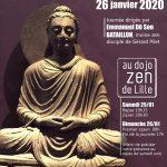 Journée de zazen janvier 2020