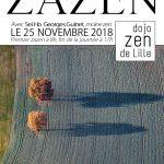 journée de zazen novembre 2018