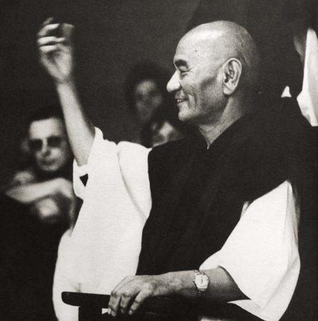 Maitre Deshimaru